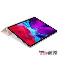 """Apple iPad Pro (4. generációs) 12.9"""" Smart Folio Pink Sand (rózsaszín) tok"""