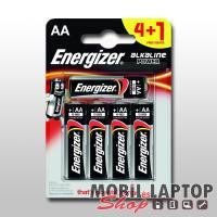 Elem Energizer AA LR6 BL4+1 (4+1db/csomag)