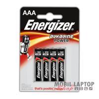 Elem Energizer AAA LR03 E92 BL4 (4db/csomag)