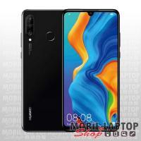 Huawei P30 Lite 128GB dual sim fekete FÜGGETLEN
