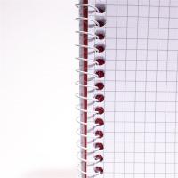 IRISOffice A5 60 lapos kockás spirálfüzet