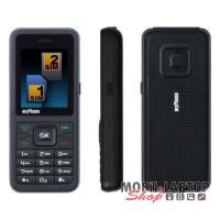 MyPhone 3010 dual sim fekete FÜGGETLEN