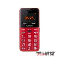 "myPhone Halo EASY 1,7"" piros mobiltelefon"