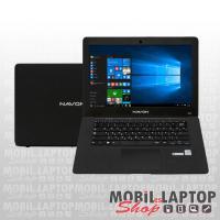 "Navon Slimbook 14""/Intel Celeron N3350/2GB/32GB eMMC/Int. VGA/Win10/fekete laptop"