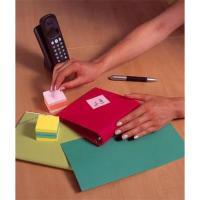 Post-it 51×51mm 400lap rózsaszin öntapadó mini jegyzetkocka