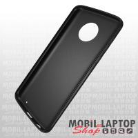 Szilikon tok Motorola XT1925-5 Moto G6 ultravékony matt fekete