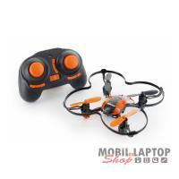 UDI R/C U839 Mini drón ( 2.4 GHz, 360 fokos fordulat ) fekete-narancs