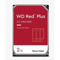 "Western Digital 3,5"" 2000GB belső SATAIII 5400RPM 128MB RED PLUS WD20EFZX winchester 3 év"