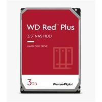 "Western Digital 3,5"" 3000GB belső SATAIII 5400RPM 128MB RED PLUS WD30EFZX winchester 3 év"