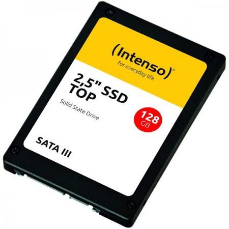 """Intenso 128GB SATA3 2,5"""" TOP (3812430) SSD"""
